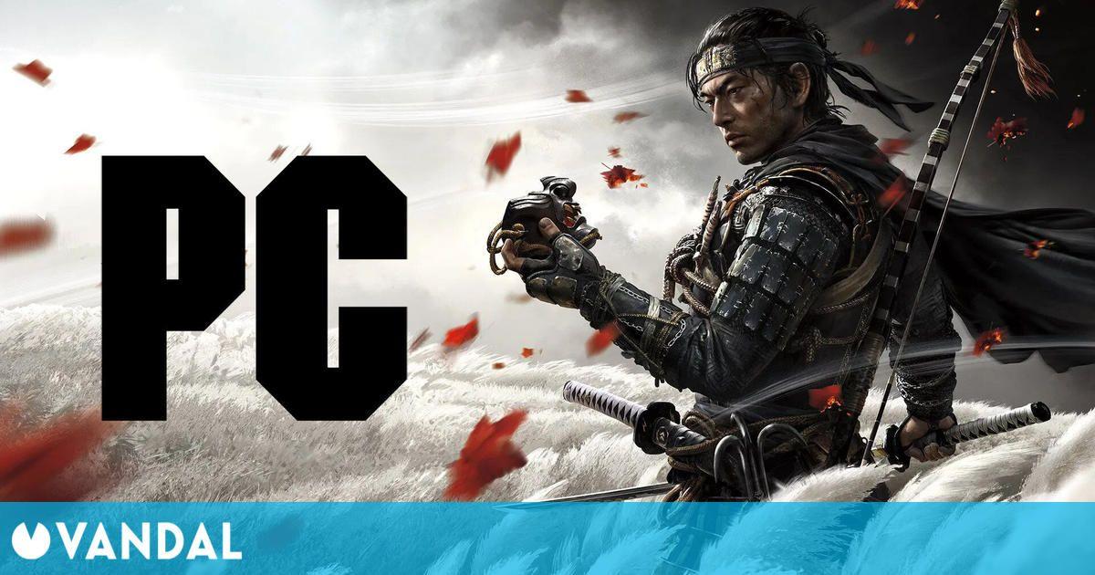 Ghost of Tsushima: Un cambio en la portada levanta sospechas sobre su lanzamiento en PC