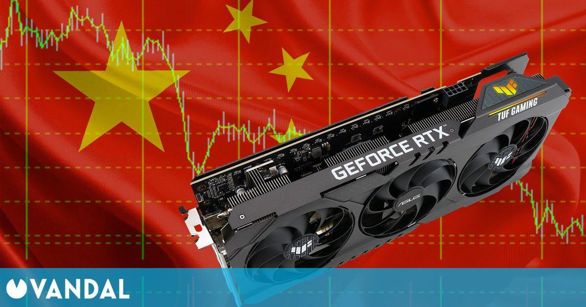Las tarjetas gráficas comienzan a bajar de precio tras el golpe de China al Bitcoin
