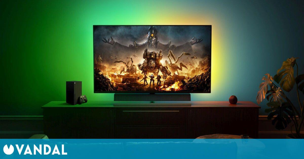 Xbox presenta televisores y monitores para sacar todo el partido a Xbox Series X/S