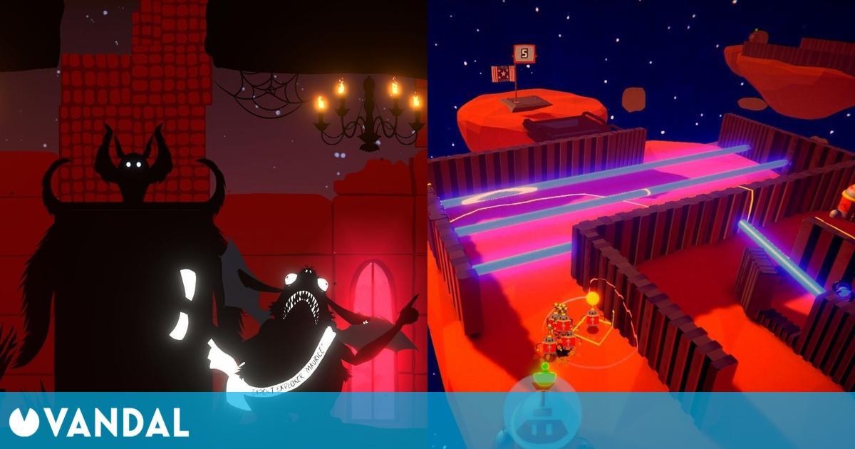 Así son Hellevator y M.A.R.S.S., juegos de los alumnos del Grado de videojuegos de U-tad