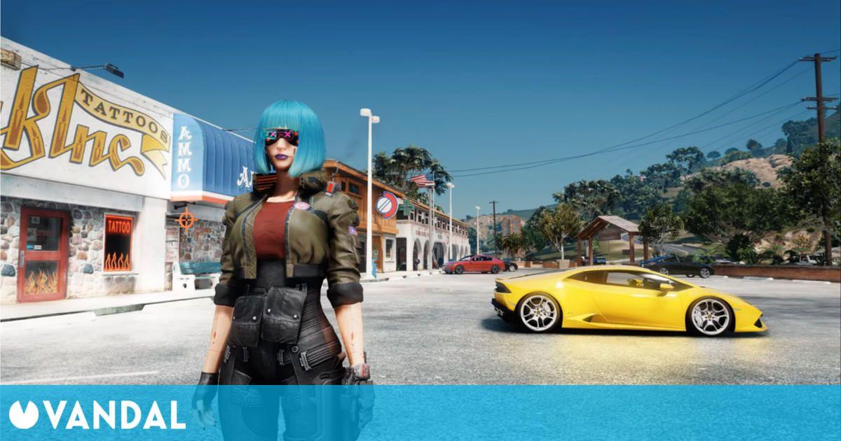 GTA V luce más impresionante que nunca con resolución 8K, ray-tracing y otros muchos mods