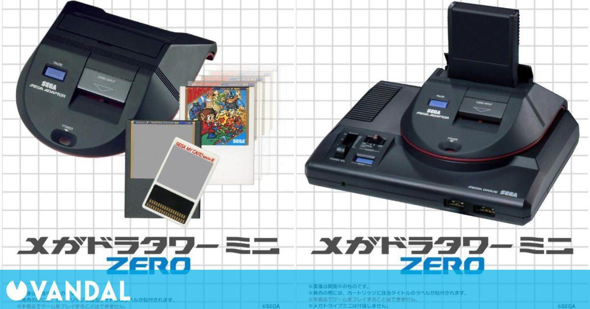 Sega ha anunciado un nuevo accesorio de la Mega Drive Mini japonesa