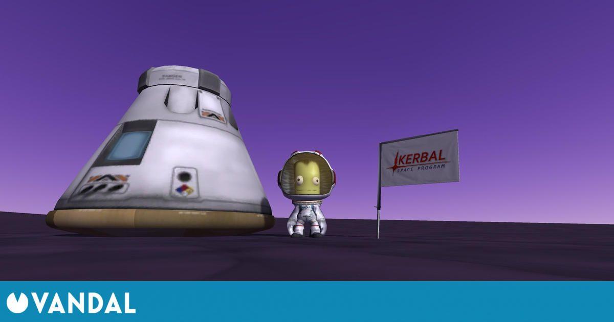 Kerbal Space Program Enhanced Edition despegará hacia PS5 y Xbox Series X/S este otoño