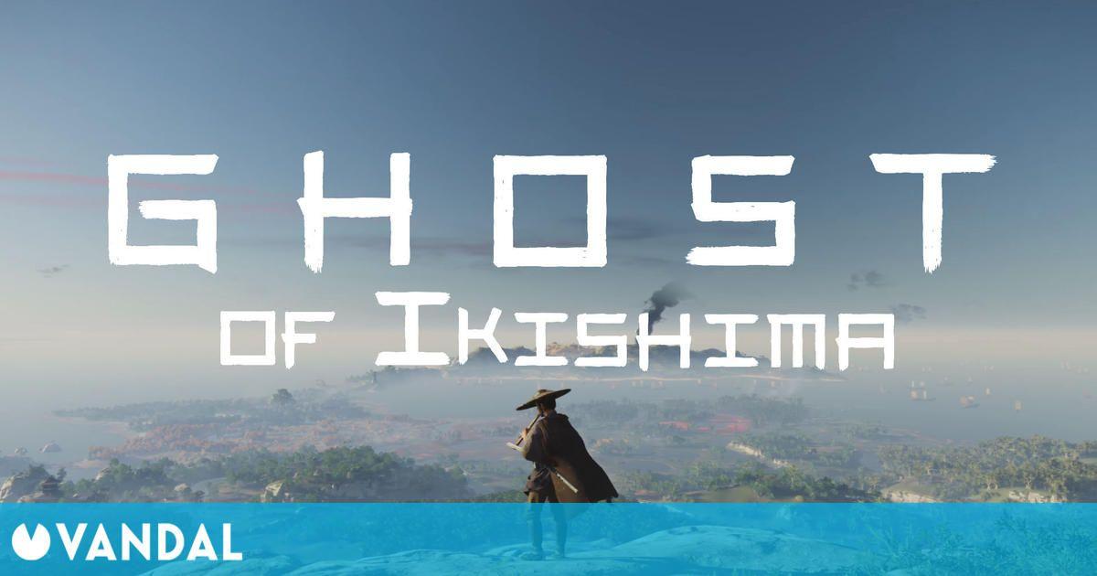 Ghost of Tsushima podría recibir Ghost of Ikishima, una expansión independiente, este año