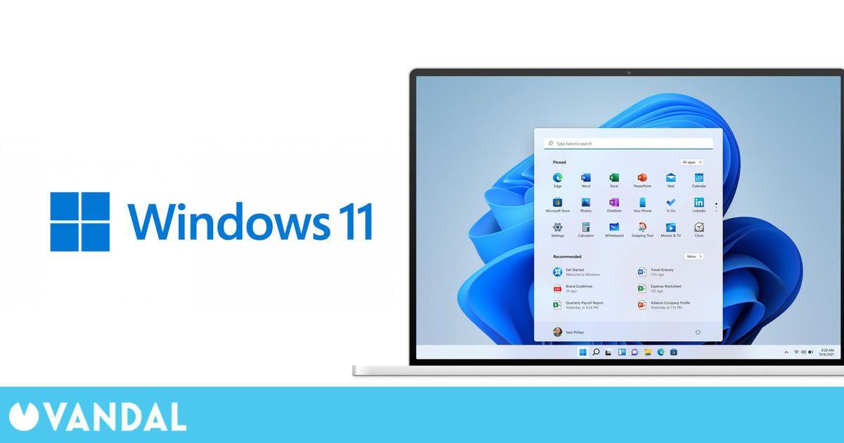 Windows 11 anunciado oficialmente: Llegará a finales de año con mejoras enfocadas al gaming