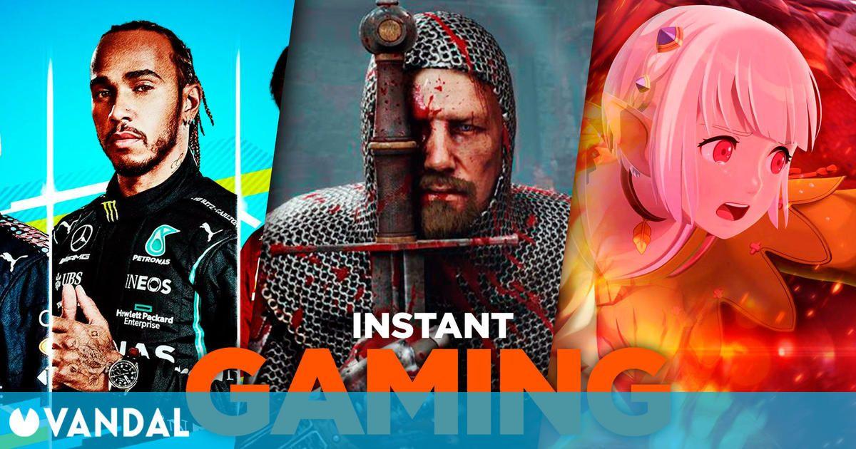 La mejores 10 ofertas de Instant Gaming para el primer fin de semana de verano