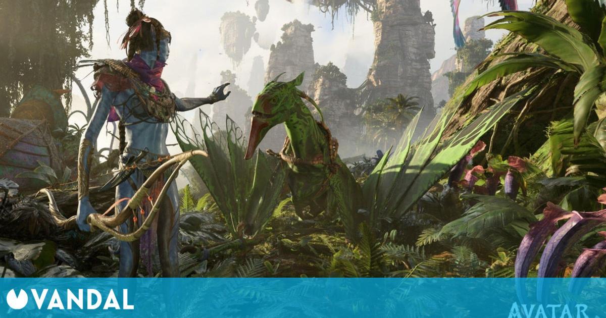 Avatar: Frontiers of Pandora presume de la última versión del motor gráfico Snowdrop