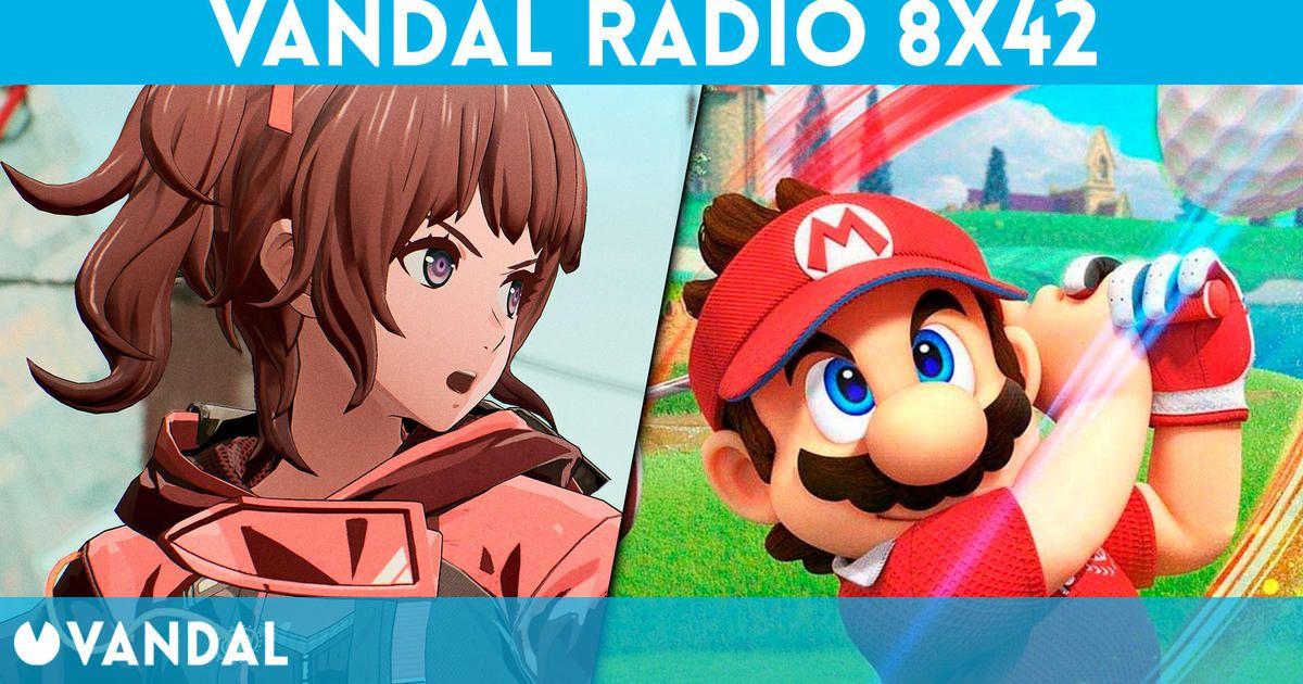 Vandal Radio 8×42 – Scarlet Nexus, Mario Golf Super Rush, Kena Bridge of Spirits