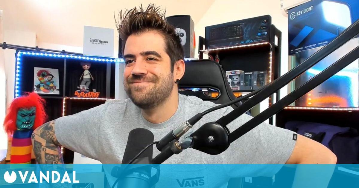 El español AuronPlay, entre los streamers que más ganan en Twitch del mundo