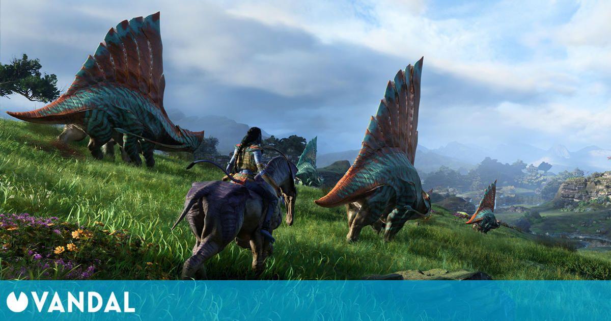 Los desarrolladores de Avatar: Frontiers of Pandora explican por qué será solo next-gen