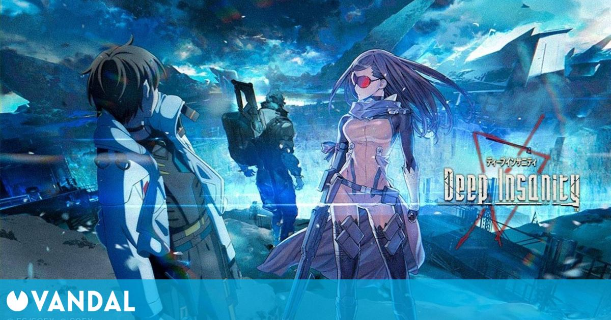 Square Enix anuncia Deep Insanity, un proyecto transmedia con juego, anime y manga