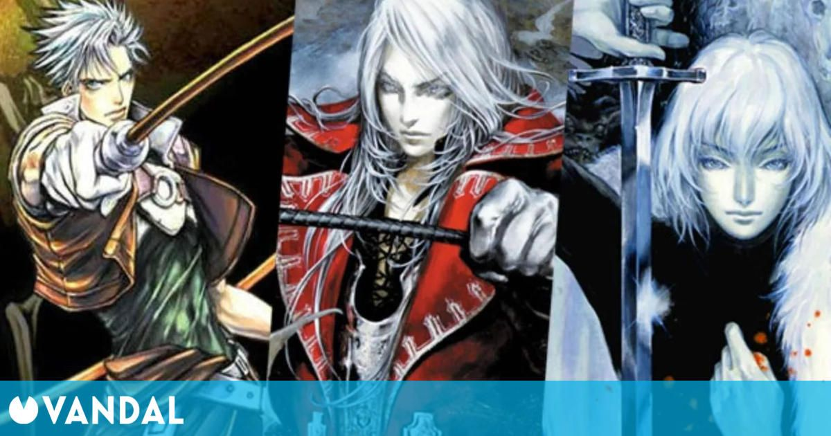 Castlevania Advance Collection también ha aparecido en la agencia de clasificación de Corea