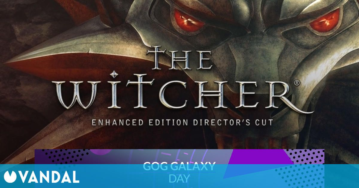Consigue gratis The Witcher: Enhanced Edition en GOG Galaxy