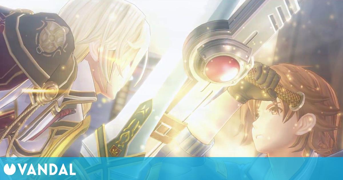 The Legend of Heroes: Trails into Reverie llega a occidente en 2023 para PC, PS4 y Switch