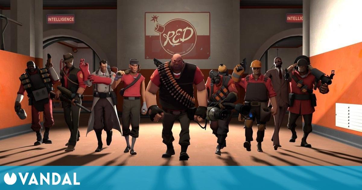 Team Fortress 2 alcanza su pico de jugadores 14 años después de su lanzamiento
