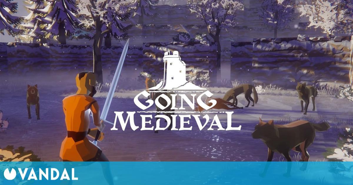 Going Medieval: ¿Listo para vivir en la Edad Media? Ya disponible en acceso anticipado