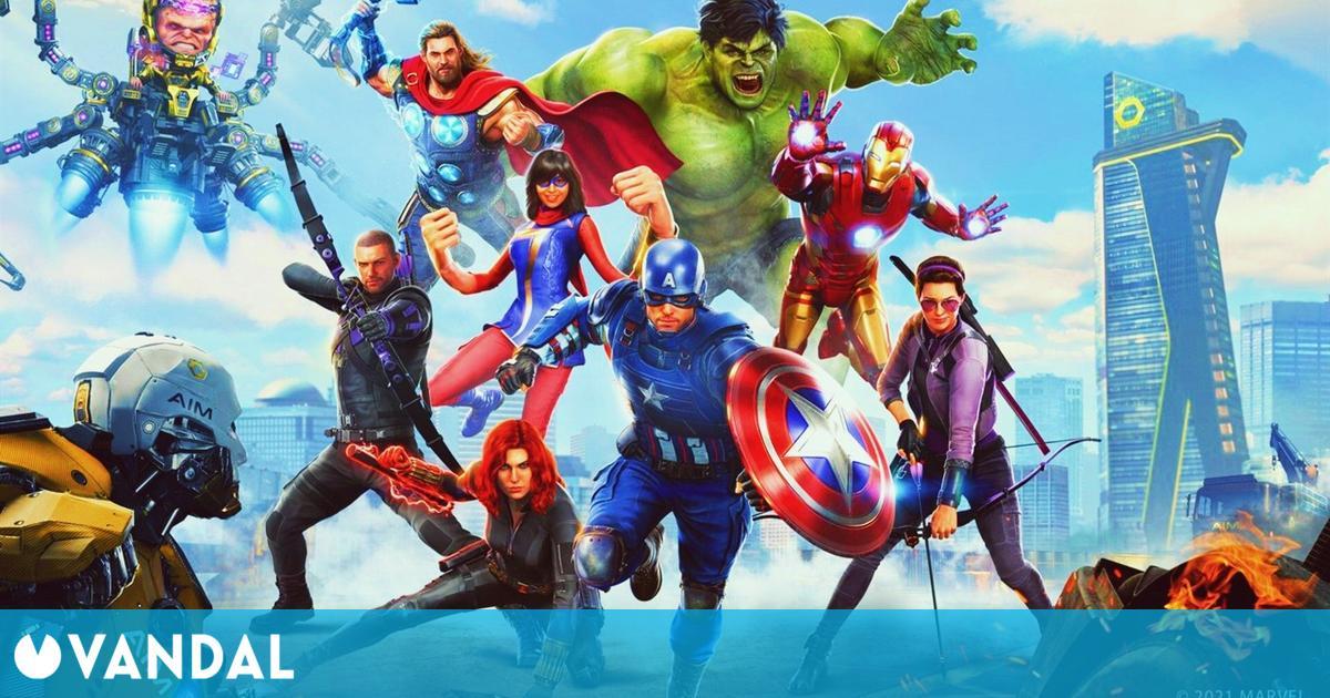 Marvel's Avengers permitirán los equipos con usuarios que hayan elegido al mismo héroe