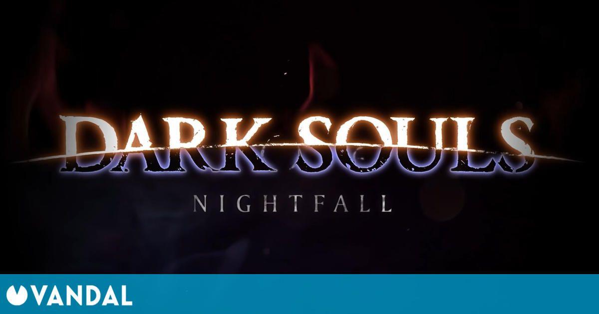 Dark Souls Nightfall, la secuela fan de PC, se lanzará un mes antes de Elden Ring