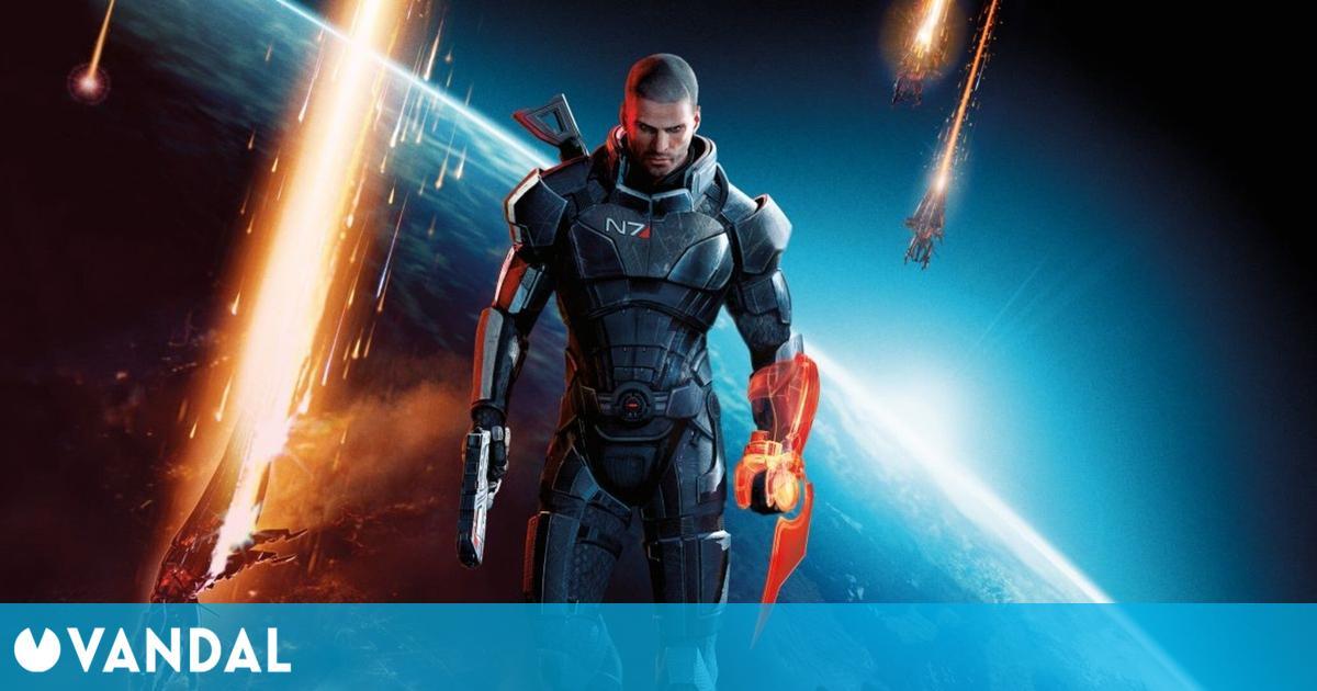Mass Effect: Una película o serie es 'una cuestión de tiempo', no una posibilidad