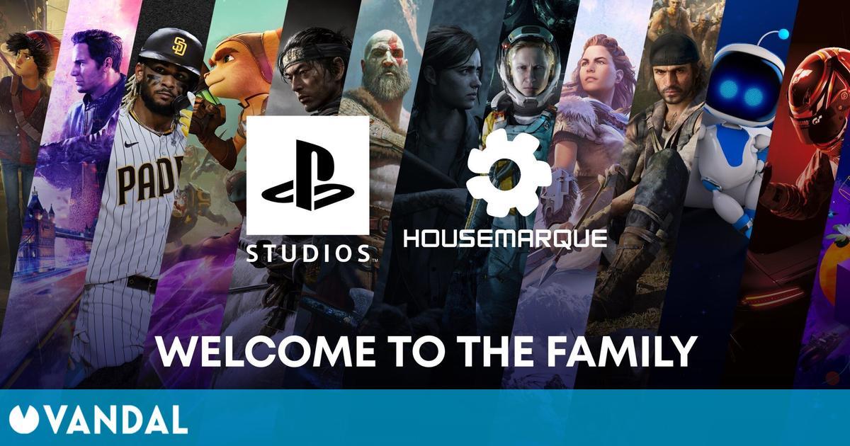 Sony adquiere Housemarque, creadores de Returnal, Resogun y Dead Nation