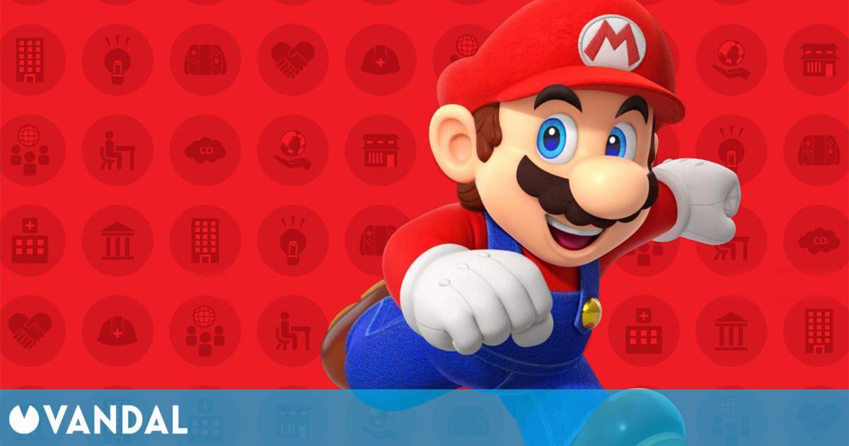 Nintendo detalla el número de empleados con los que cuenta alrededor del mundo