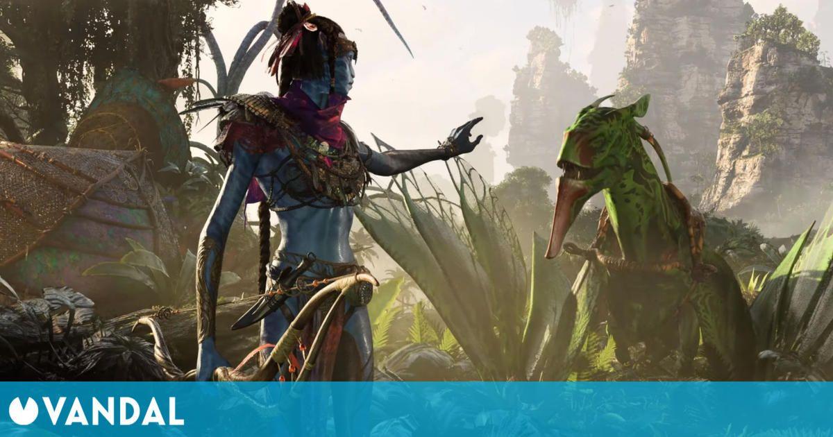 Avatar: Frontiers of Pandora ofrecerá un nuevo mundo abierto con personajes originales