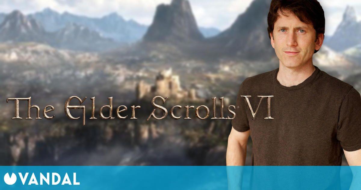 The Elder Scrolls VI sigue en una fase temprana de su desarrollo, según Todd Howard