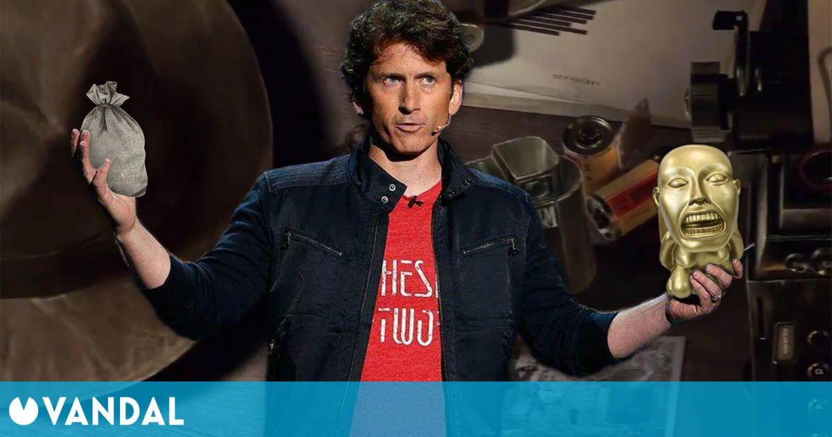Todd Howard presentó el Indiana Jones de Bethesda a George Lucas en 2009