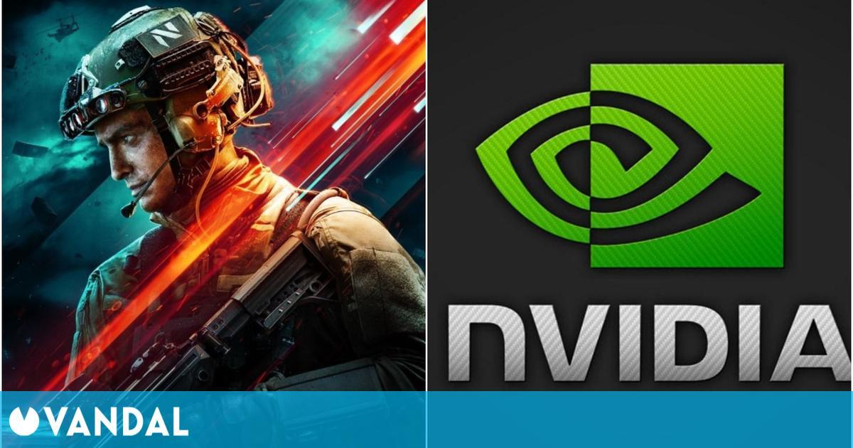 Battlefield 2042 se alía con NVIDIA; llegará con DLSS y la tecnología Reflex
