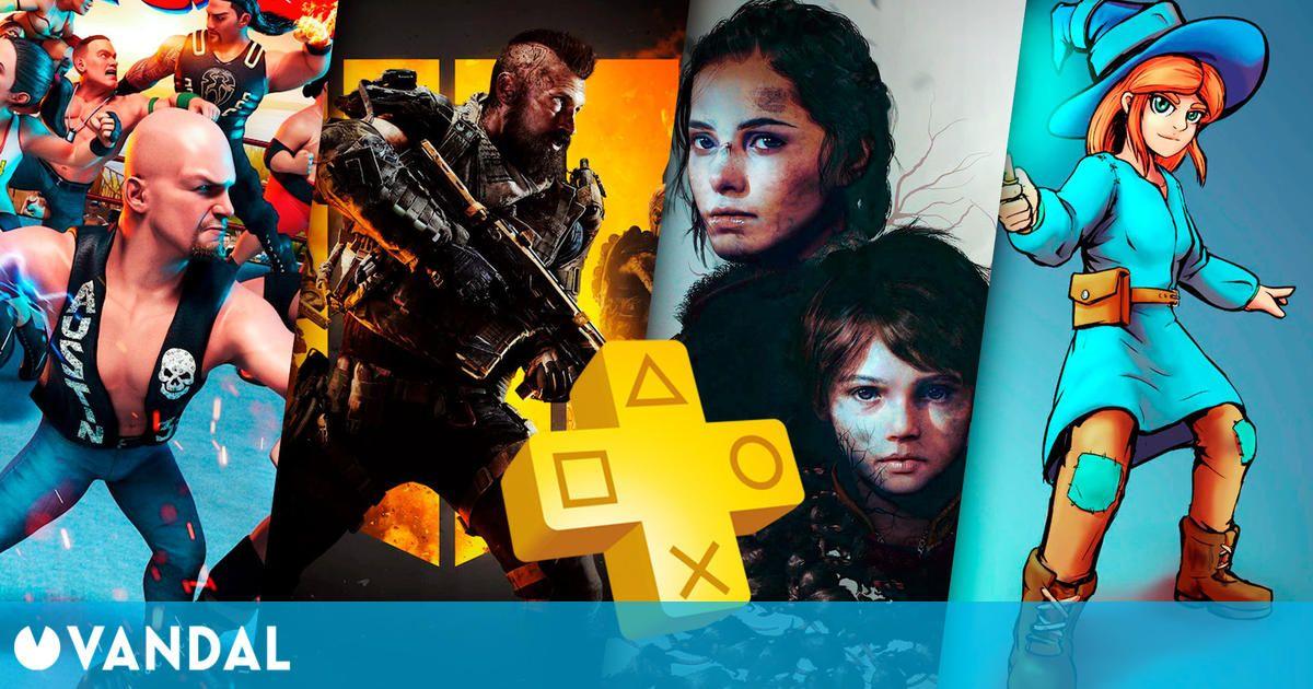 Estos serán los juegos gratis de PS Plus en julio de 2021 para PS4 y PS5