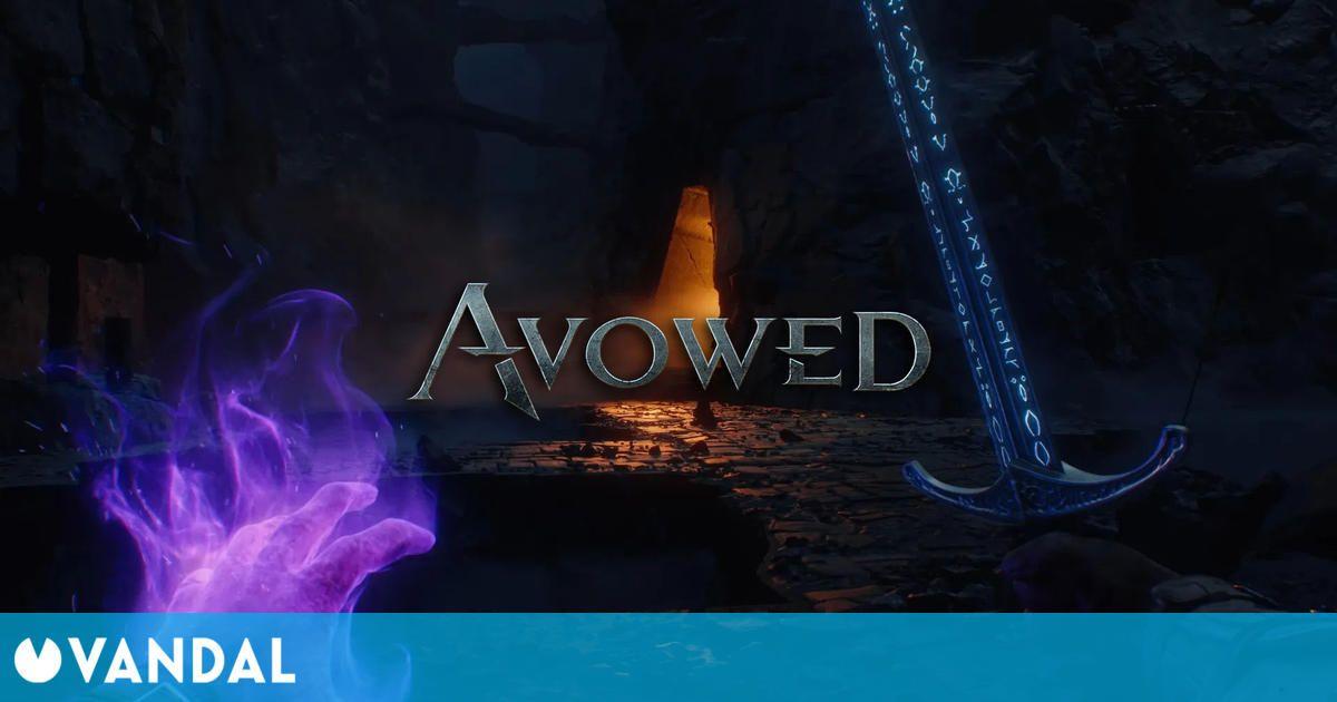 Xbox dará a Obsidian el 'tiempo y dinero' que necesite para hacer de Avowed su mejor juego