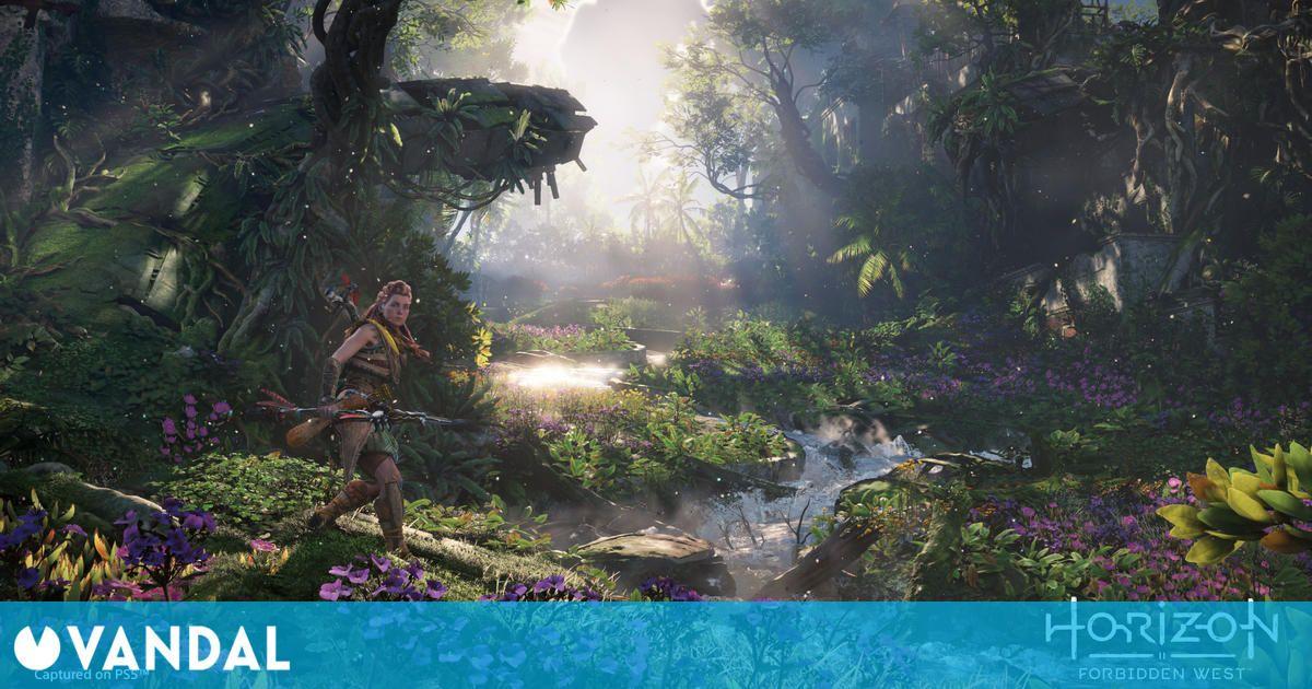 Horizon II Forbidden West: Guerrilla promete que 'el juego va a verse increíble en PS4'