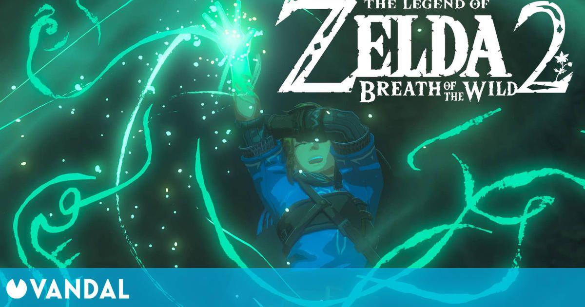 The Legend of Zelda: Breath of the Wild 2 llegará en 2022, según un conocido analista