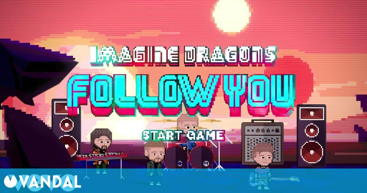 La banda Imagine Dragons estrena su videojuego con el tema 'Follow You'