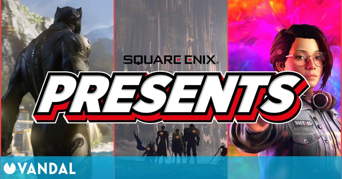 Square Enix Presents del E3 se celebrará el 13 de junio: Babylon's Fall, Eidos Montreal…
