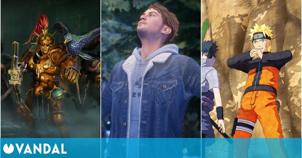 Juegos gratis y ofertas de este fin de semana: Warhammer, Tell Me Why, Naruto y más