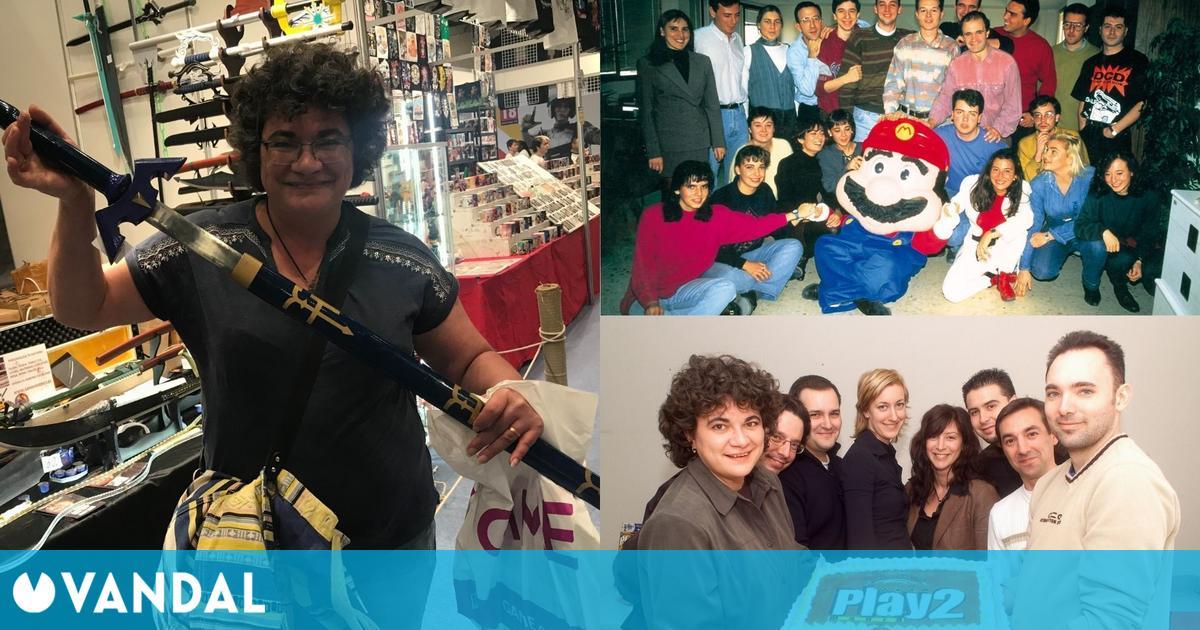 Sonia Herranz recuerda la historia de Playmanía en Hobby Press y Axel Springer