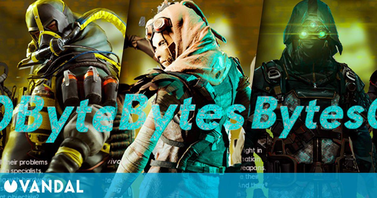 Se filtra 'BattleCat', un multijugador de Splinter Cell, The Division y Ghost Recon
