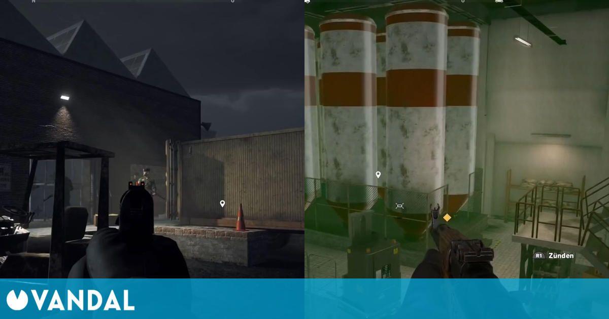 Ubisoft elimina la recreación de Goldeneye 007 hecha con el editor de Far Cry 5