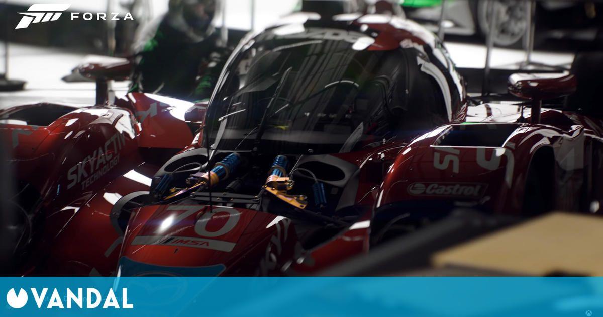 Forza Motorsport 8: Las nuevas físicas supondrán un 'enorme salto generacional'
