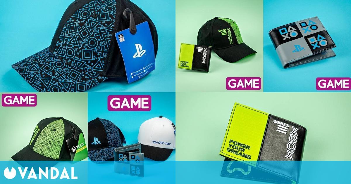 Nuevo merchandising de PlayStation y Xbox ya disponible en GAME