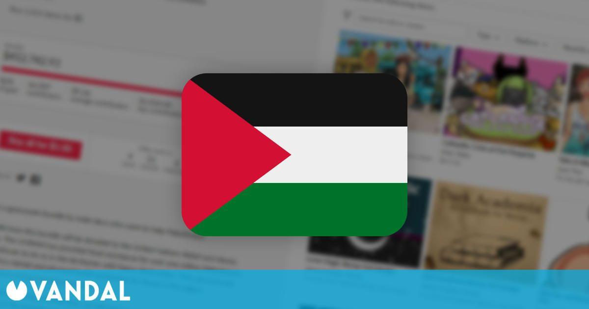 Desarrolladoras indies recaudan más de 400.000 dólares para Palestina con un bundle solidario