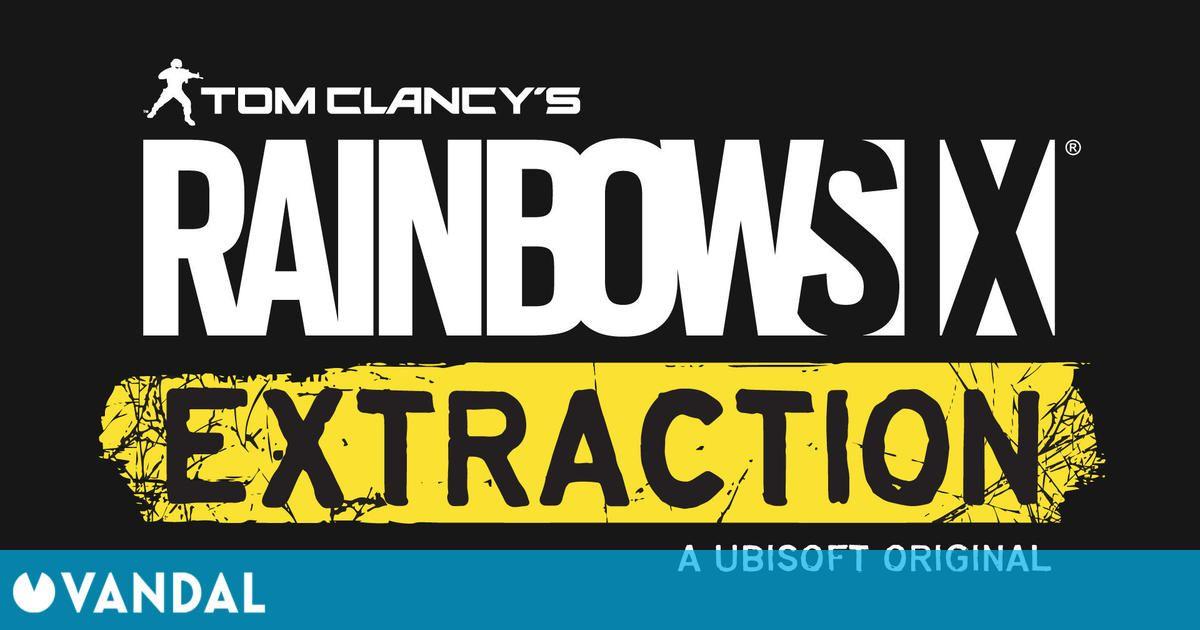 Rainbow Six Extraction es el nuevo nombre oficial de Rainbow Six Quarantine