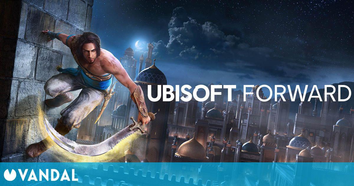 Prince of Persia: Las Arenas del Tiempo Remake llegará en 2022 y no estará en el E3 2021