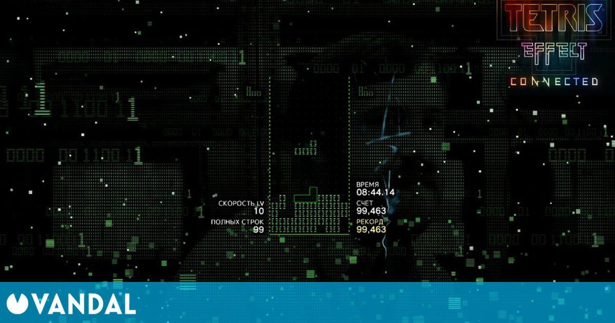 Los desarrolladores de Tetris Effect revelan cómo acceder a los niveles secretos
