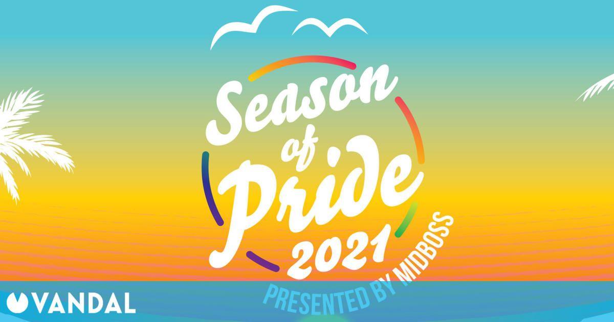 Season of Pride 2021 celebrará el impacto y la representación LGTBQ+ con ofertas y streamings