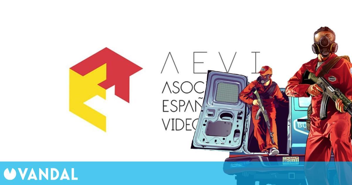 GTA 5 fue el juego más vendido en España durante mayo