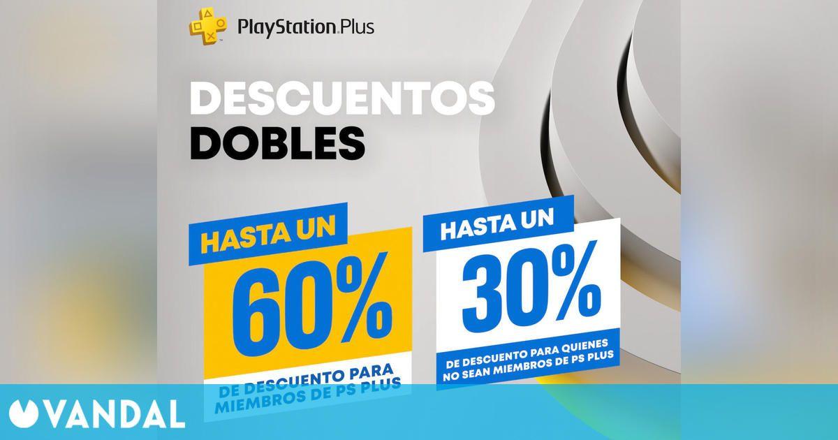 PS Store comienza sus ofertas Descuentos Dobles con rebajas para suscritos a PS Plus (09/06/2021)