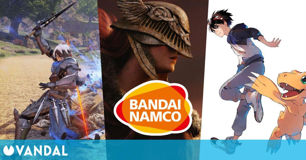 E3 2021: La conferencia de Bandai Namco ya tiene fecha y hora, ¿veremos Elden Ring?