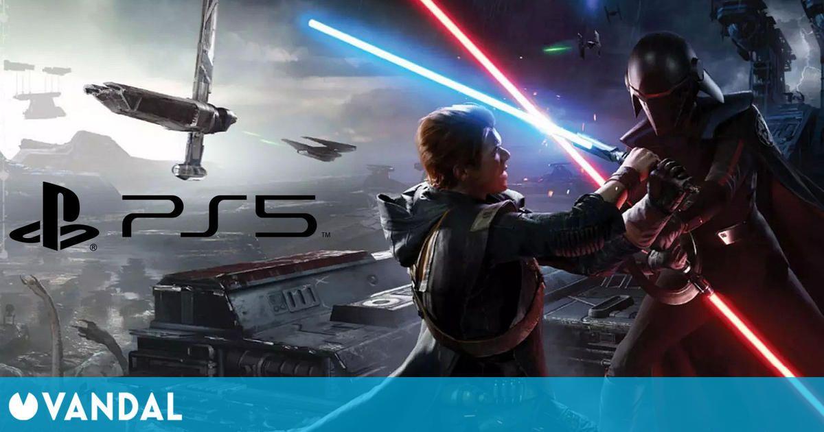 Star Wars Jedi: Fallen Order se anunciaría y lanzaría para PS5 este mismo viernes